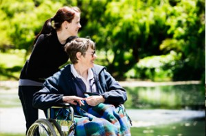 Support for Living with home care services London